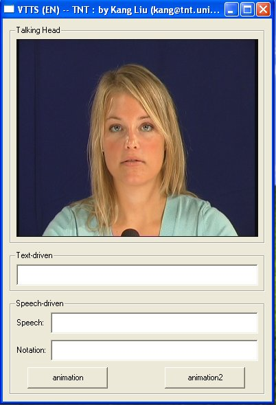 Talking Head Screenshot